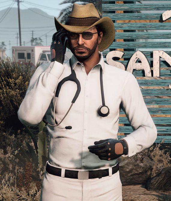 Doctor or EMS Team